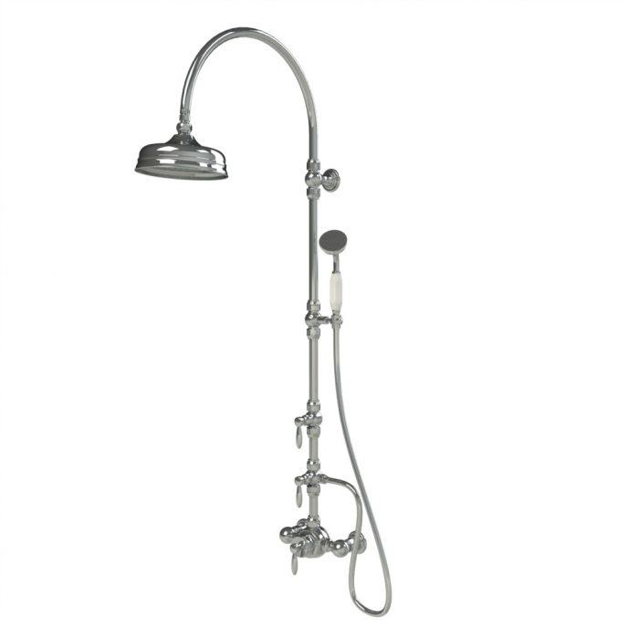 outdoor shower fixtures