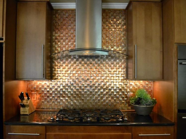 Get inspired by these unexpected kitchen backsplash designs from HGTV