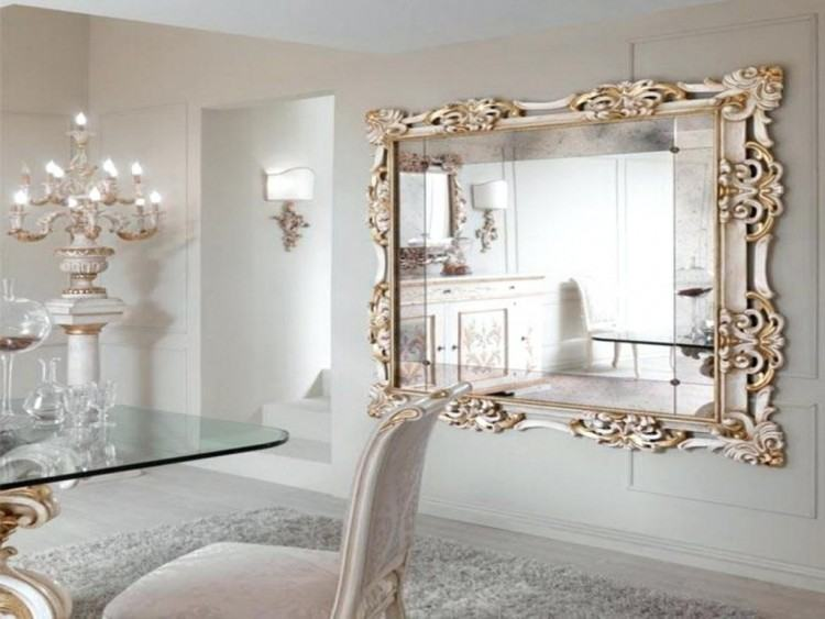 dining room decorative mirrors