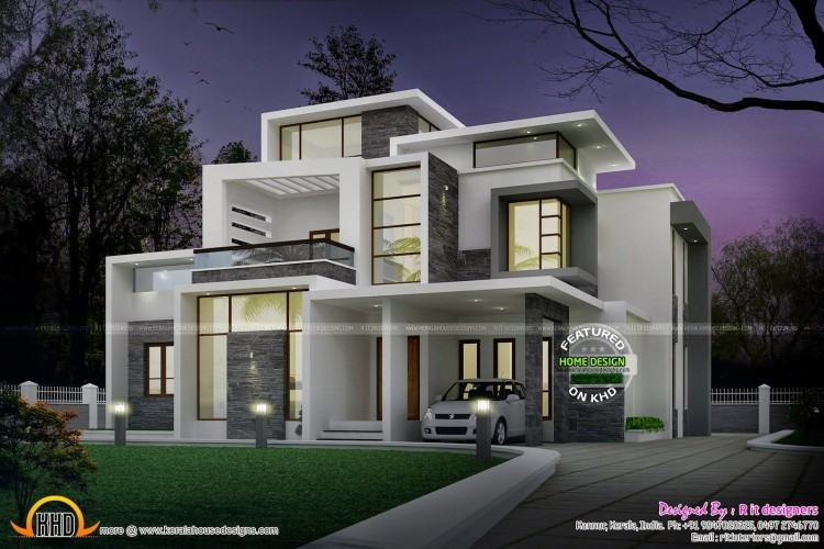 Full Size of Contemporary House Plans Kerala Low Budget Modern Designs Uk  Design 2018 Good A