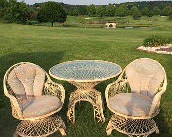 Lovely Vintage Fiberglass Patio Furniture with Fiberglass Wicker  Outdoor Furniture Furniture Designs