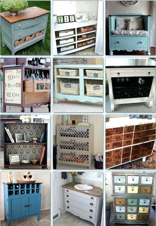 Pile of Discarded Kitchen Cabinets for Repurpose by Prodigal Pieces |  www