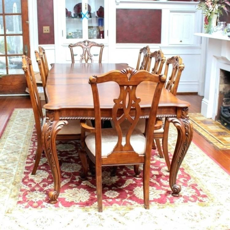 traditional dining room sets new opulent style formal furniture set pulaski  round table traditiona