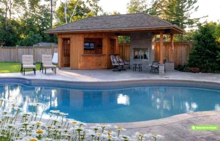 pool cabana plans