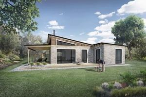 Patio Home Designs Exterior Modern Two Bedroom House Plans With Best Deck Design  Ideas