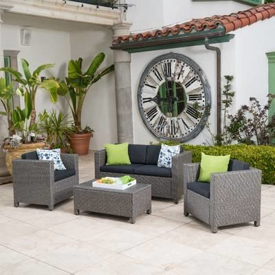 kona outdoor furniture comfort dining chairs taupe lizkona patio furniture  reviews lizkona outdoor furniture