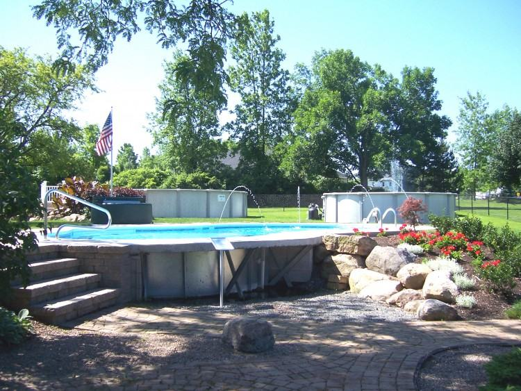 Landscaping Ideas Around Pool Design