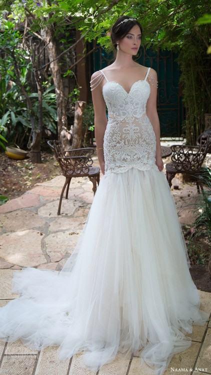 Luxury Diamond Wedding Dress Korean Bra Straps Qi Princessgown Skirt Online  with $142