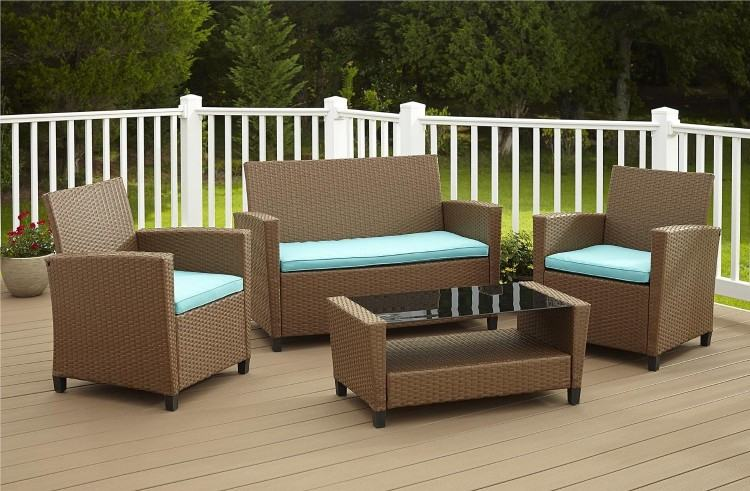Hampton 7 Piece Outdoor Wicker Patio Furniture Set 07a * Be sure to check  out this awesome product