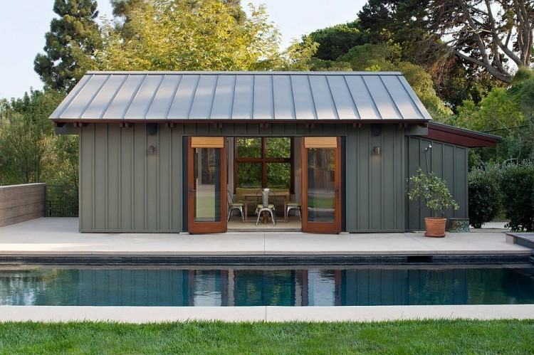 Here are 20 of  the most gorgeous pool houses we've ever seen