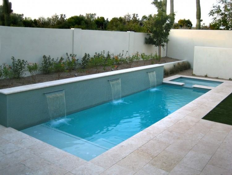 backyard deck and pool designs