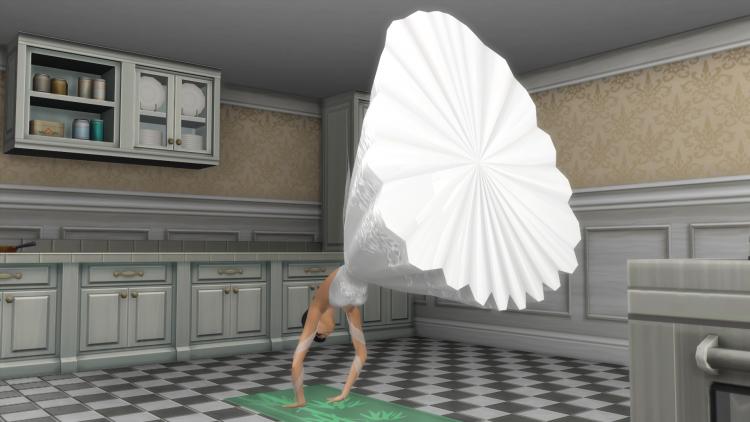 73 best Sims 4 wedding dress images on Pinterest   Wedding frocks