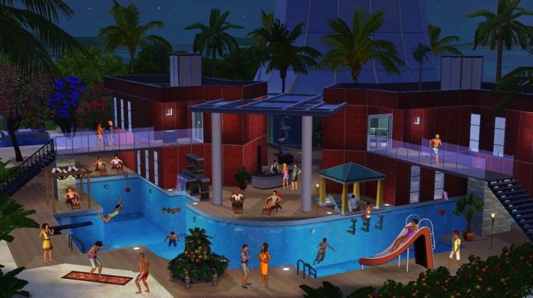 The Sims 3 Swimming Pool Design Best Of Merida Centro Yucatan Pinterest  Jpg Fit 2448 2c3264