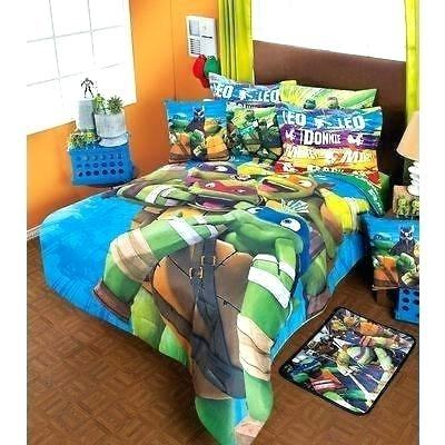 TMNT Bedroom Ideas ( Ninja Turtle Rug #7)
