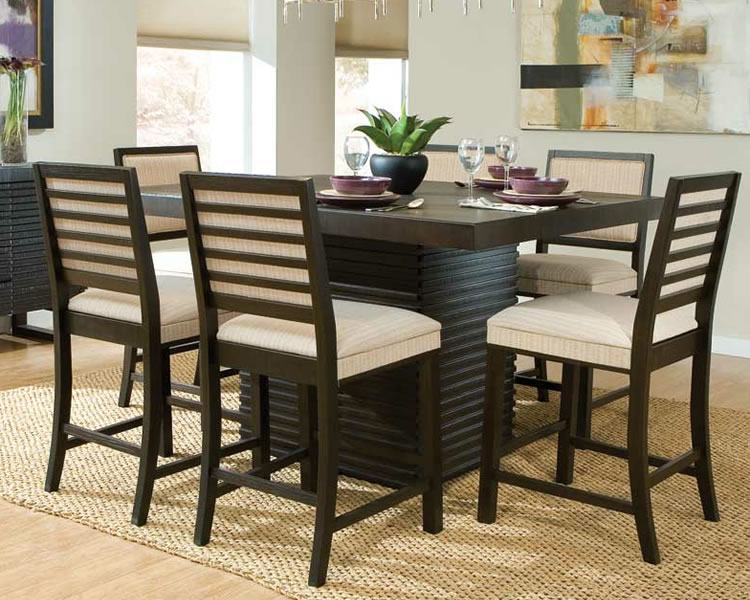 espresso round dining table espresso round dining table delightful ideas  espresso round dining table set round