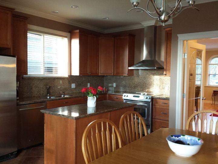 Astonishing Kitchen Decorating Design Ideas : Exciting U Shape Kitchen  Decoration With Black Granite Counter Top