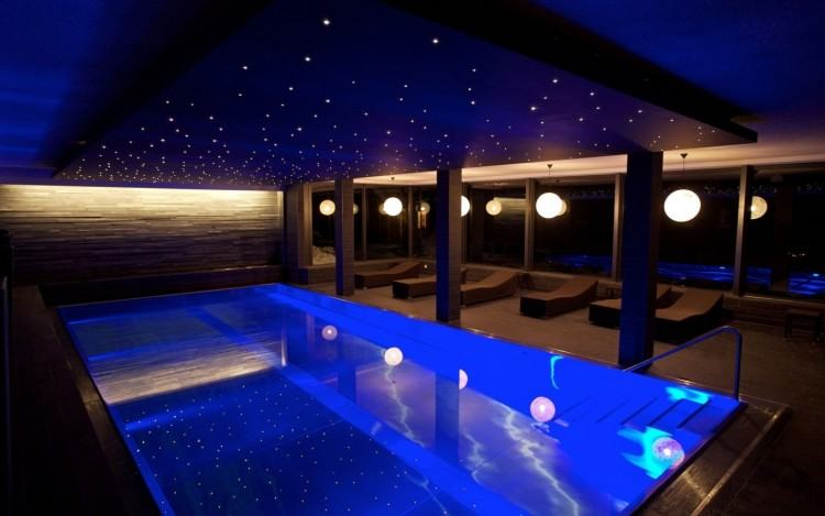 indoor pool lighting indoor swimming pool lighting design