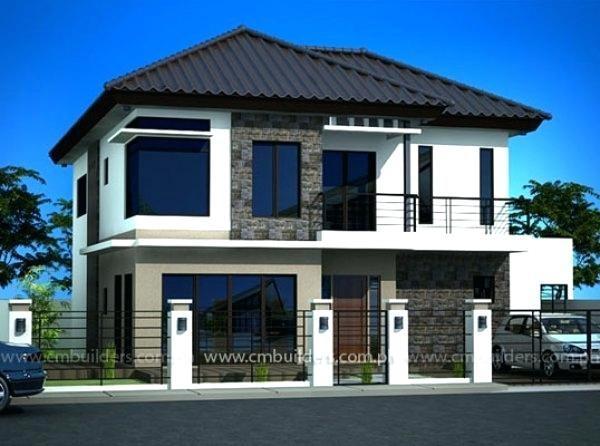 modern zen type house minimalist modern house design modern style house  designs zen style home small