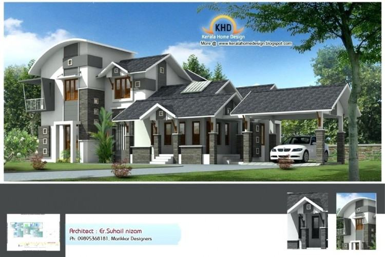 House Plans Kerala Style New February 2013 Kerala Home Design and Floor  Plans – zaragozaprensa