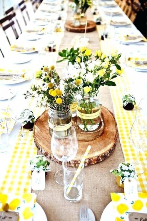 high end table settings
