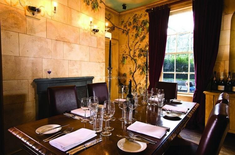 Private Dining Room Hotel Felix Cambridge