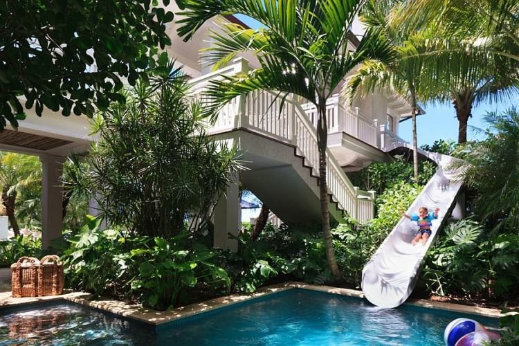 Swimming Pool Designs Medium size Small Swimming Pool Designs Slide White  Water Design Ideas