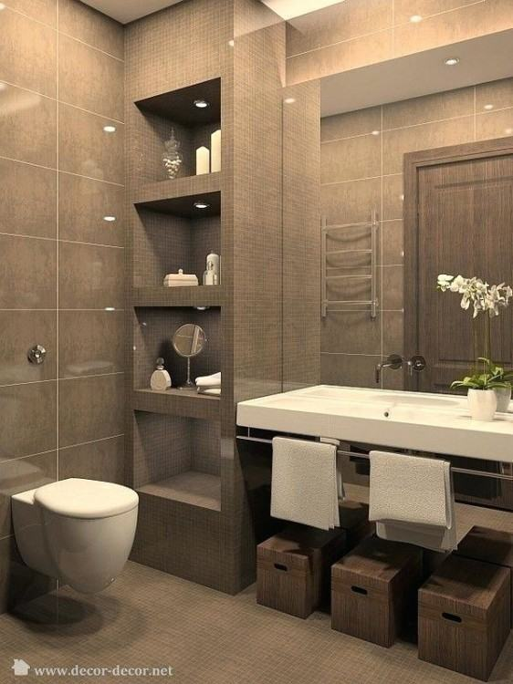 black and brown bathroom ideas