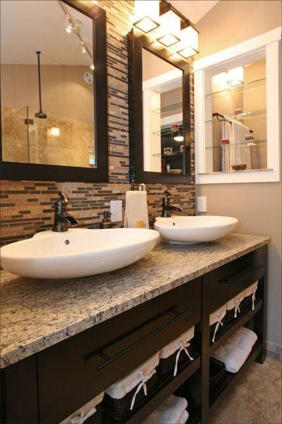 accent walls in bathroom small bathroom accent wall ideas tile accent wall  skinny glass tile accent