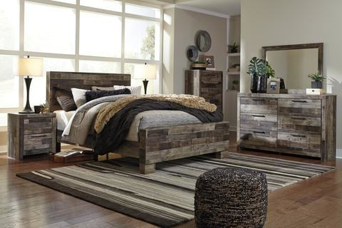 Bella Sierra King Bedroom Set of 5
