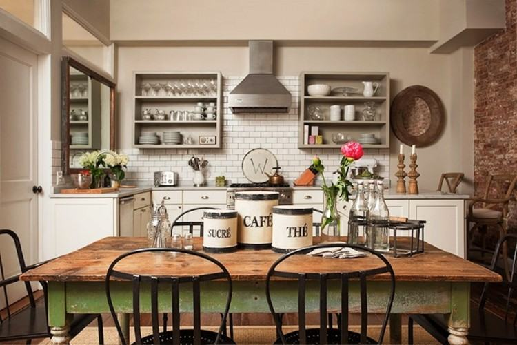 A farmhouse sink is a significant way to present your modern kitchen a down  home country look without needing to go through a complete renovation