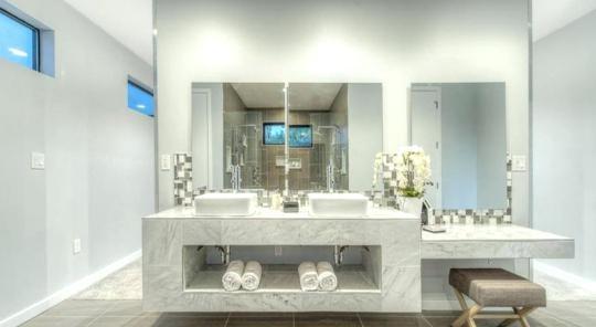 Fabulous Open Bathroom Design H94 For Your Home Decor Ideas with Open  Bathroom Design