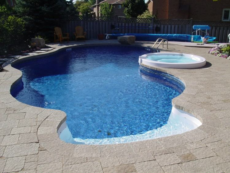 With an array of patterns to choose from, you can add personality to your  pool with one of many of the liner designs available