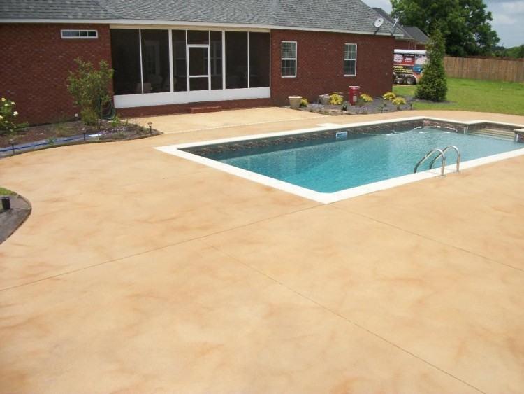 Outdoor Patio And Backyard Medium size Front House Patio Cement Ideas  Landscaping Grout Rhthepatioideas Garden Brick
