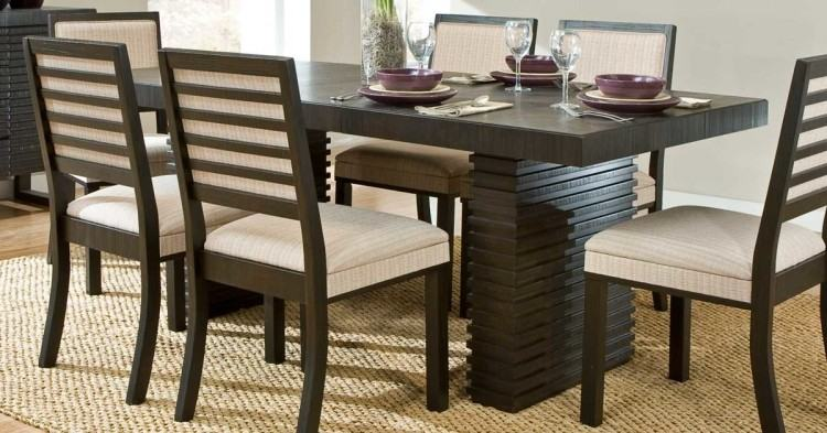 espresso dining chairs
