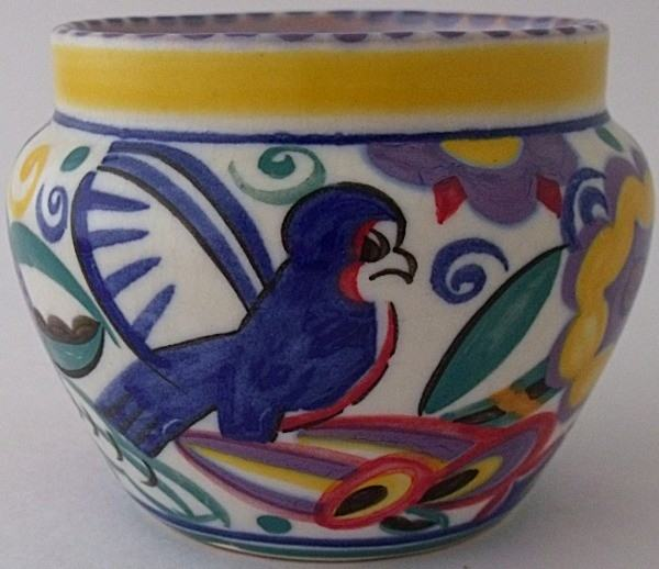 Originally called Carter, Stabler, Adams, it was quite a few years before  the business became known as Poole Pottery