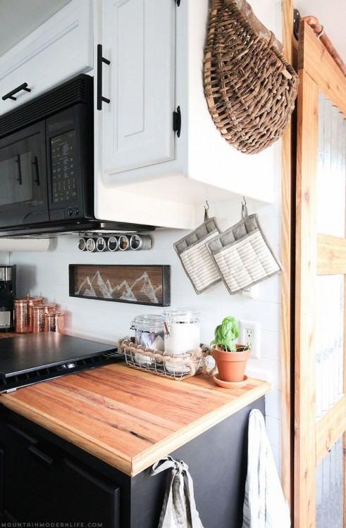 rv  kitchen decorating ideas