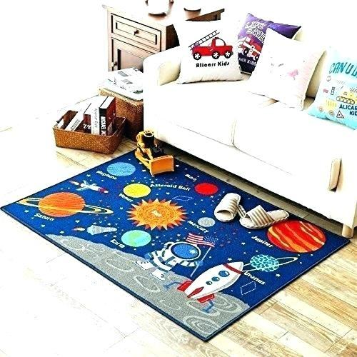 boy bedroom rug green town children colorful non slip floor play mats girls  boys kids fun