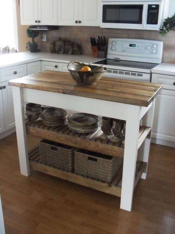 Why customize your kitchen island?