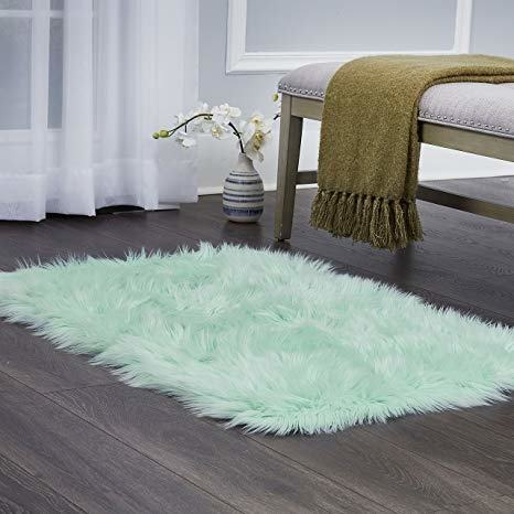 Fluffy Rugs Round Carpets Anti Skid Shaggy Area Rug Dining Room Home Bedroom  Carpet Floor Yoga Mat For Parlor Bedding Room Textured Carpets Carpet Color