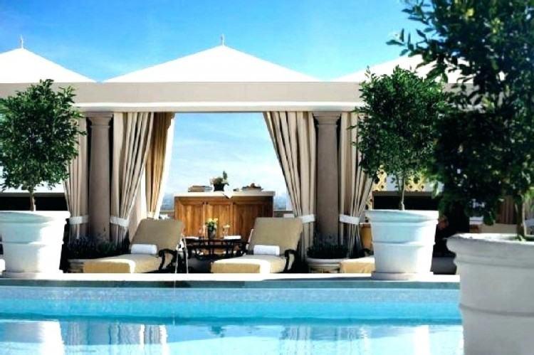 Pool Cabana Designs