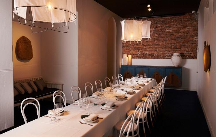 Photo taken at ALFA bar & dining room by Suya W