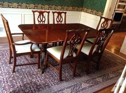 My  parents purchased this set in the 1970's~ they just don't make furniture  like this