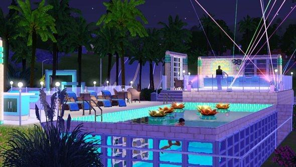 Full Size of Pool Lounger Sims 3 Summer Illusion Inspiring W In