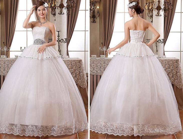 Diamond Spaghetti Straps Bridesmaid Dress with Belt Beaded Long Wedding  Formal Prom Gowns