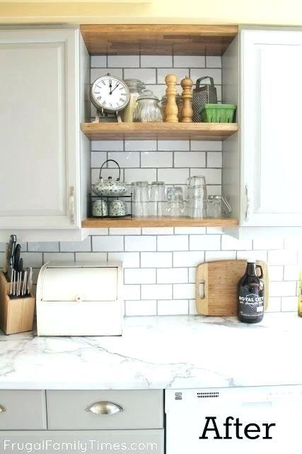 Contact Paper Ideas For Kitchen Cabinets