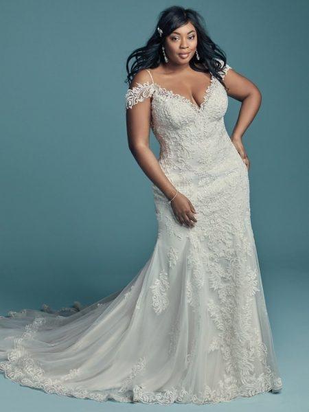 Sheer Back Mermaid Wedding Dresses 2017 Crystal Design Bridal Embellished  Bodice Sleeveless Sweetheart Neckline Fit And Flare Wedding Gowns Champagne