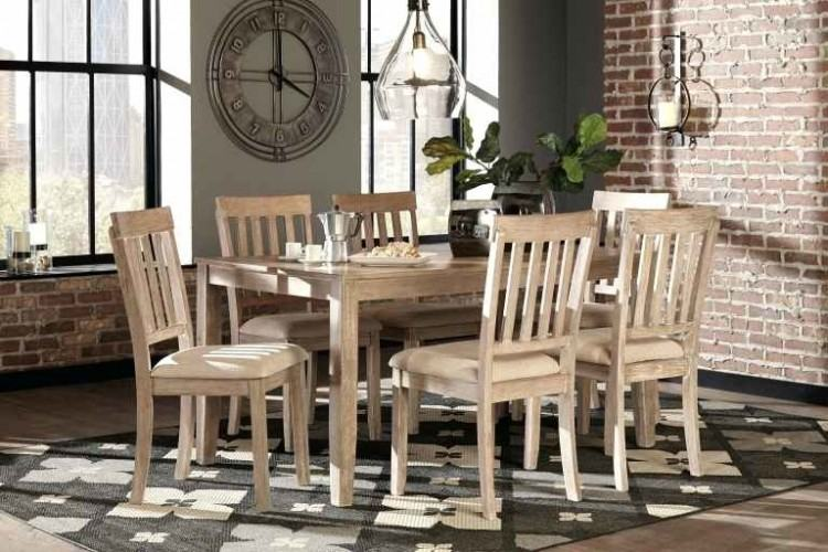 Full Size of Furnitures Luxury Ashley Dining Table With Bench D594 Ralene 3 Ashley  Signature Dining
