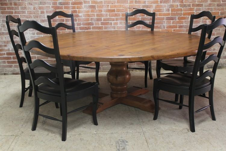 Round Dining Room Sets For 6 Royalcours
