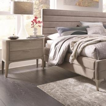Contemporary styling, a modern anthracite finish and functional under bed  storage defines the Vienna