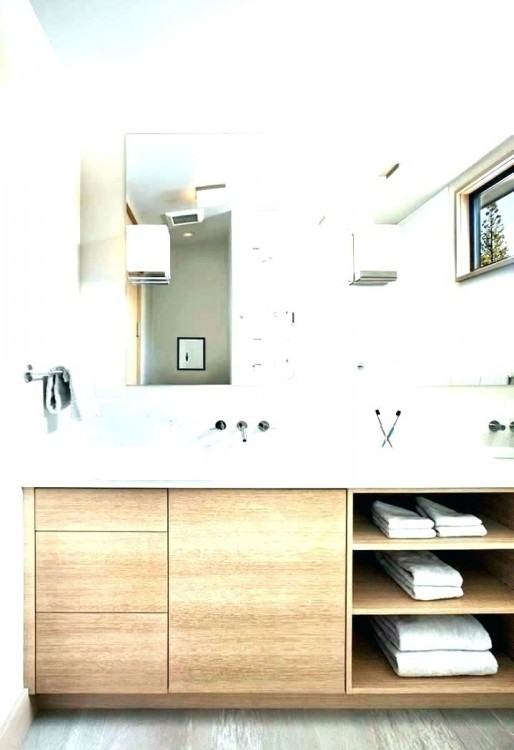 modern bathroom cabinet ideas